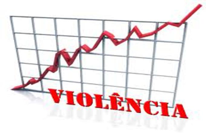 Resultado de imagem para violencia aumenta