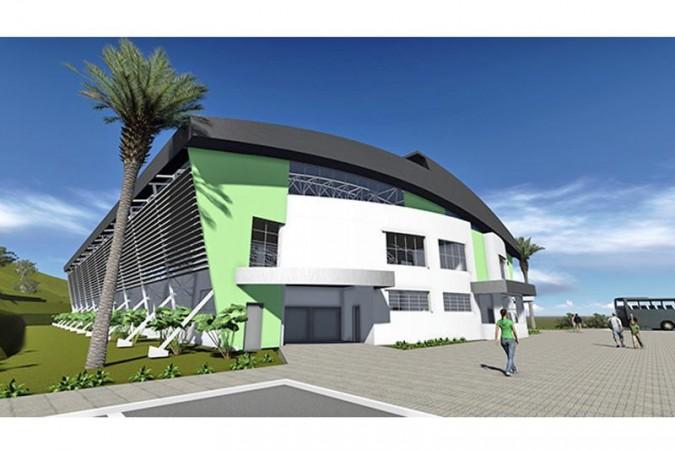09b6cd0ce01 mega ginasio ifmg gv. A diretora de Infraestrutura da Reitoria do Instituto  Federal de Minas Gerais (IFMG) ...