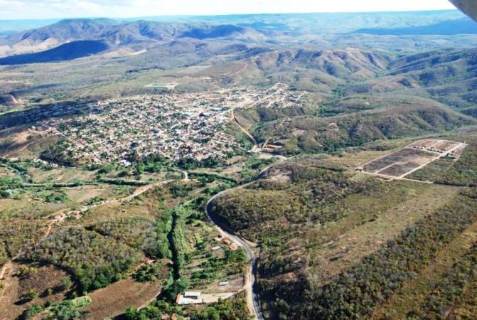 Jenipapo de Minas Minas Gerais fonte: aconteceunovale.com.br