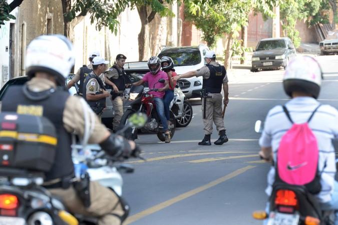 Polícia Militar divulga balanço da Operação Evidência no nordeste de Minas