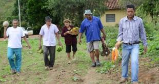 Programa Cultivar, Nutrir e Educar em Capim Branco