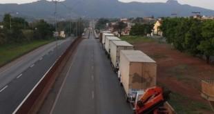 protesto_caminhoneiros_mg