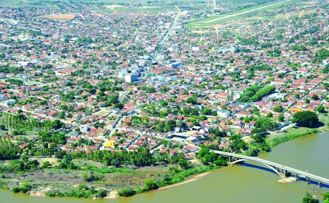 Almenara mg bairro vila serrana