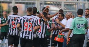 BELO HORIZONTE / MINAS GERAIS / BRASIL  23.04.2017 Atlético x URT no Independência - Campeonato Mineiro 2017  - foto: Bruno Cantini / Atlético