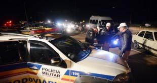 Blitz integrada Sou Pela Vida; da Polícia Militar, Civil e Rodo