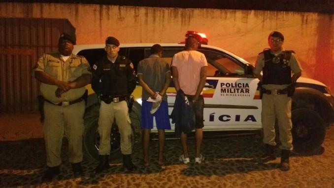 Polícia prende dupla suspeita de matar homem durante festa em Guanhães