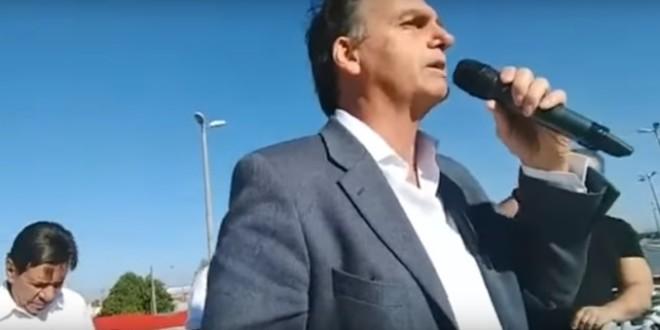 677699353 Bolsonaro discursa em Uberlândia achando que a cidade fica no Estado de São  Paulo