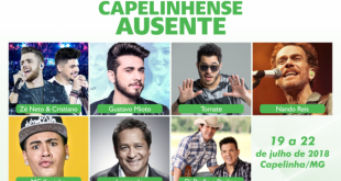 capelinhense 2018 2
