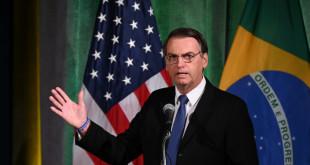 Jair Bolsonaro participa de reunião Brasil-EUA
