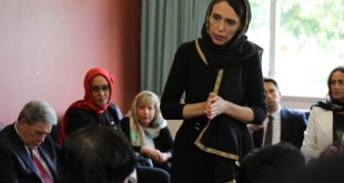 A primeira-ministra da Nova Zelândia, Jacinda Ardern