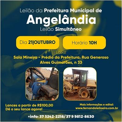 Leilão Angelândia