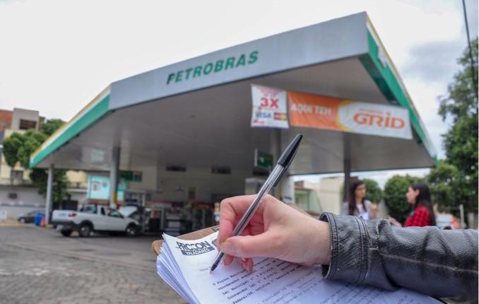 Procon notifica 34 postos de combustíveis em Governador Valadares |  Aconteceu no Vale
